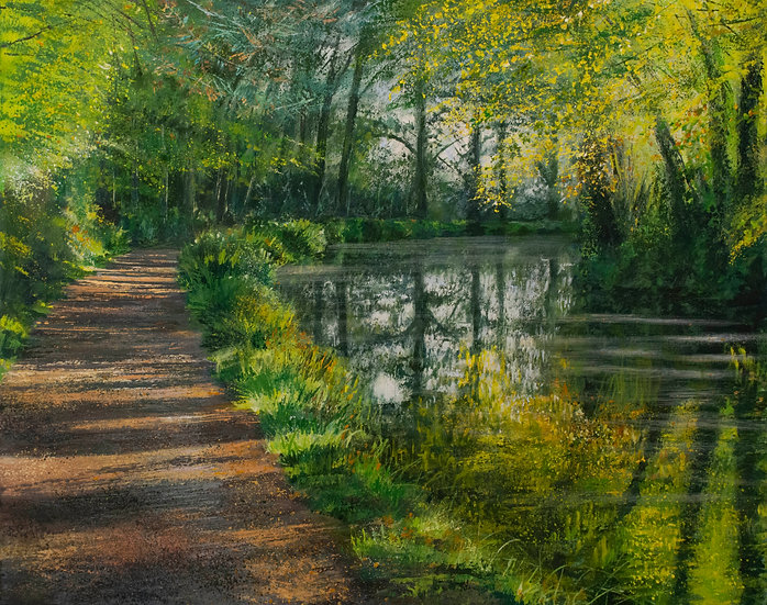 Autumn Reflections, Wey