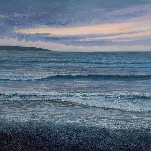 Gentle Evening Waves