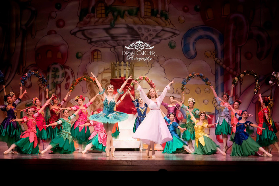 The Nutcracker Ballet Waltz of the Flowers
