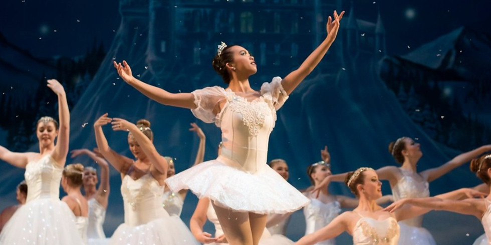 The Nutcracker Ballet (Saturday)