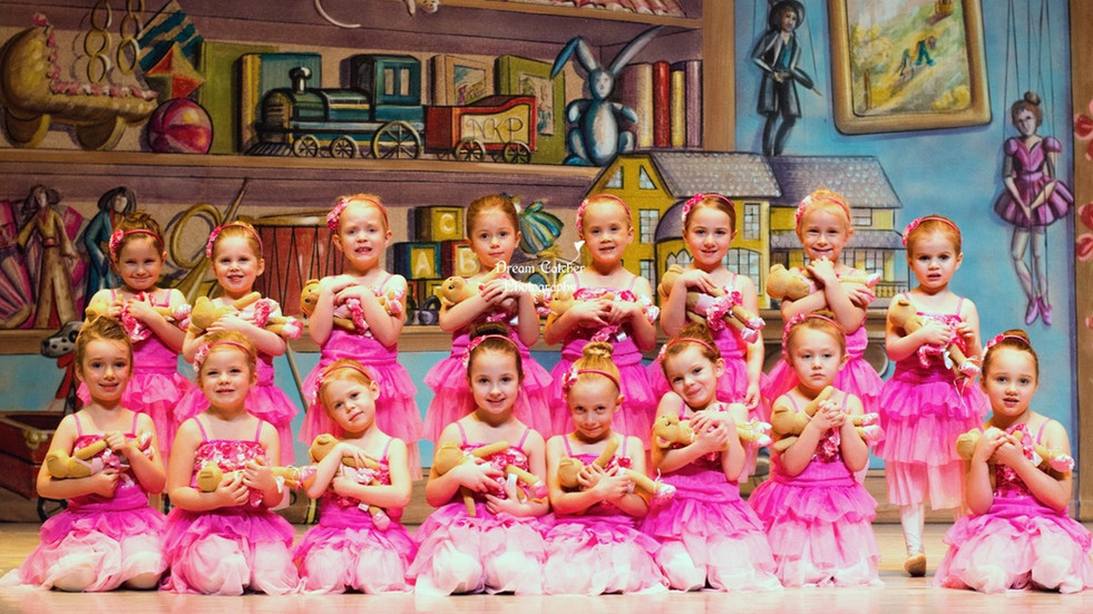 The Nutcracker Ballet Toy Store