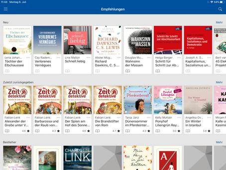 Onleihe - Die digitale Bibliothek im Unterricht