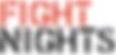 Файт Найтс Лого | Создание видео инфографики