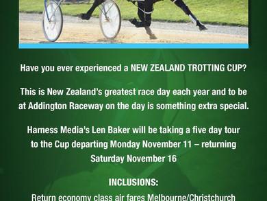 Bucket List Item - 2019 New Zealand Cup Tour