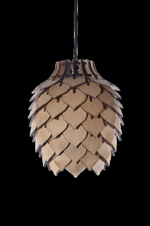 Pendant Lights - Wooden