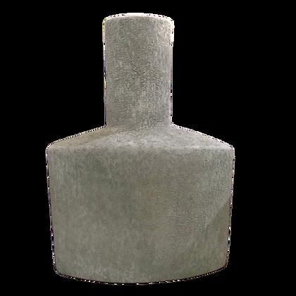 Stone finish vase