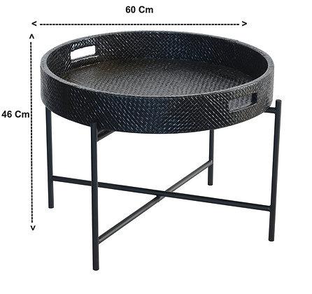Table Tray - Black