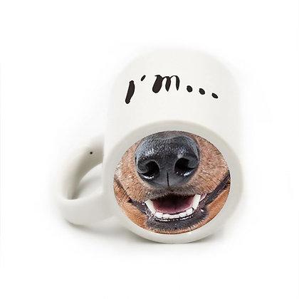Doggy Face Coffee Mug