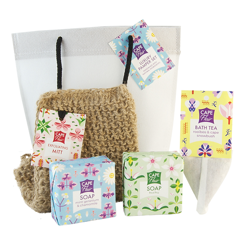 Cape Flair Pamper Set in Gift Bag