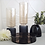 Thumbnail: Lustre Vase - Matt Black - Medium