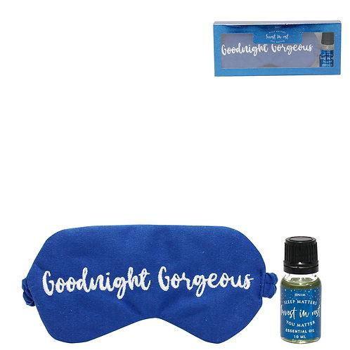 Sleep Mask - Goodnight Gorgeous