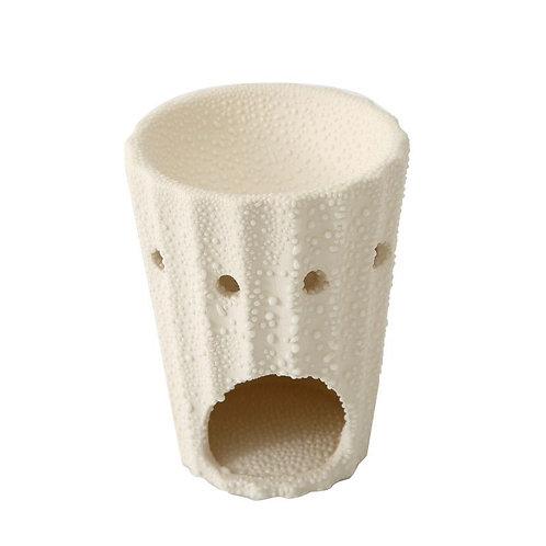 Ceramic Oil Burner- Cream