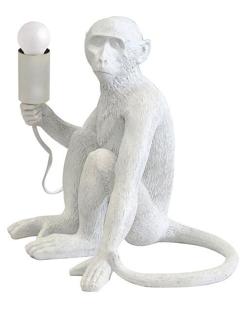 Monkey Lamp - Torch Black