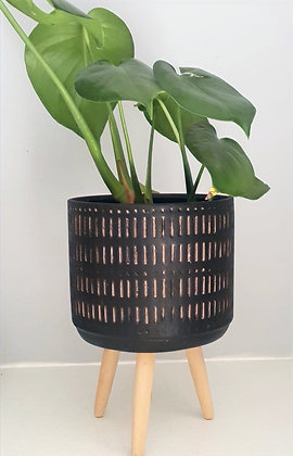 Terracotta Planter with Legs