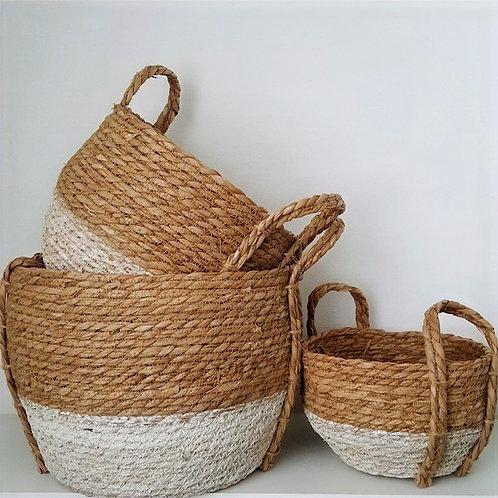 Handled Baskets (3/set)