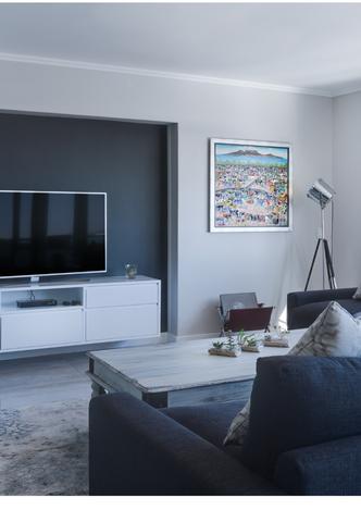 Living area re-design