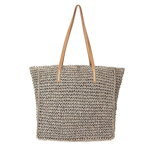 Square-croquet-bag-with-handles-grey
