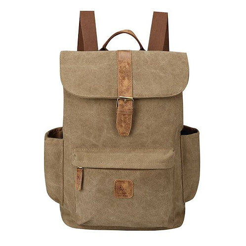 Classic Canvas Laptop Backpack