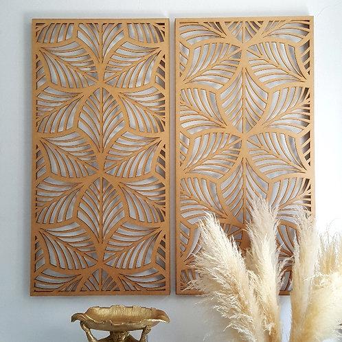 Wooden Wall decor Panel
