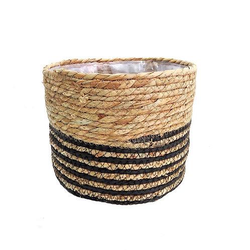 Natural Planter Basket Woodka Interiors