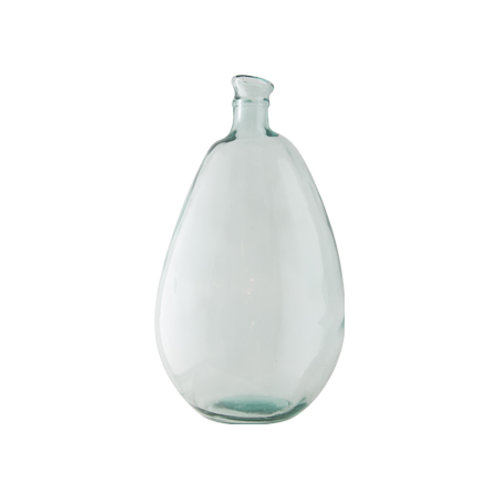 Recycled Glass Vase 47cm