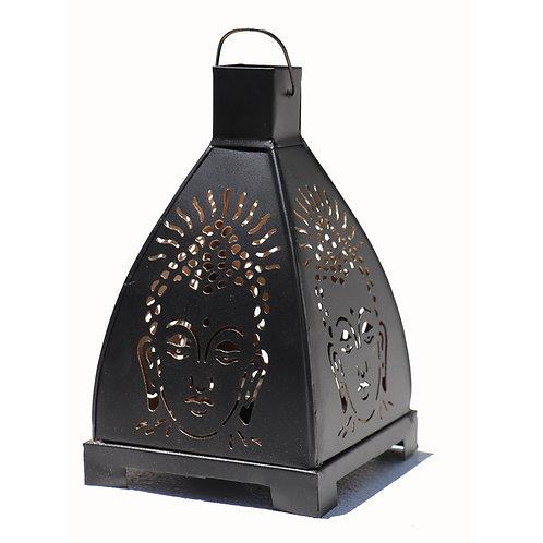 buddha shadow tealight holder