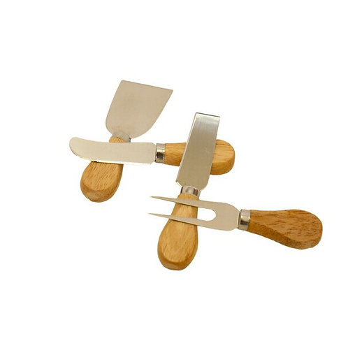 cheese knife set of 4