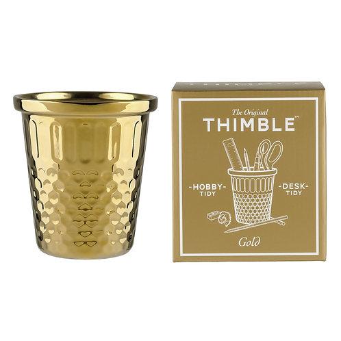 Gold Giant Thimble