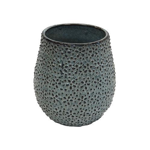Ceramic Flower Dot Vase