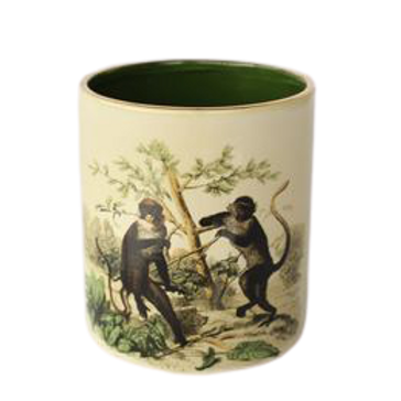 Monkey Planter | Woodka Interiors