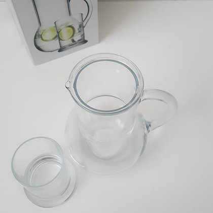 Bottle and Up -Oasis - Jug - Glass