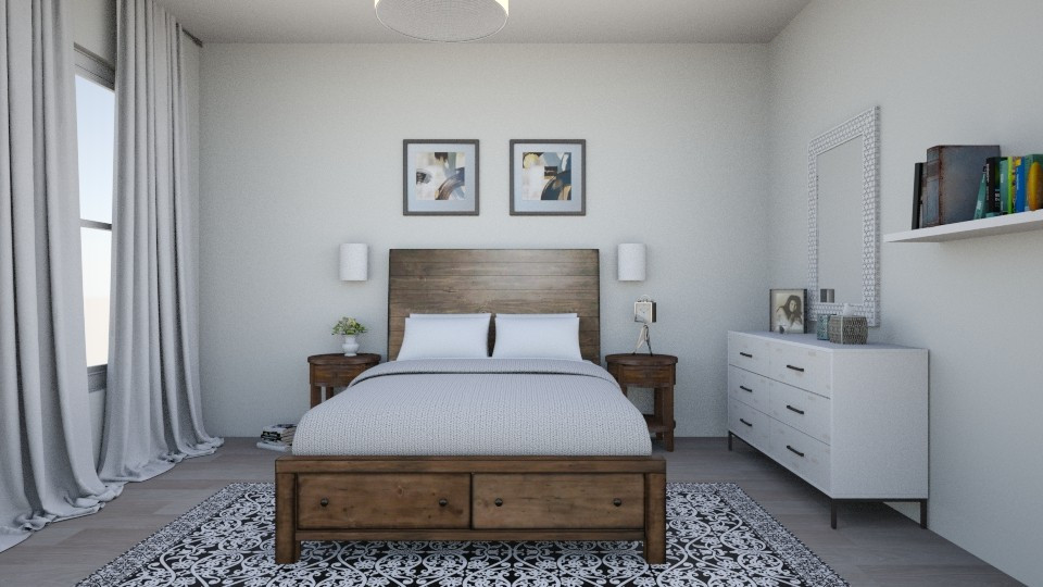 How to decorate  your small bedroom