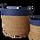 Thumbnail: Blue and Natural Striped Baskets