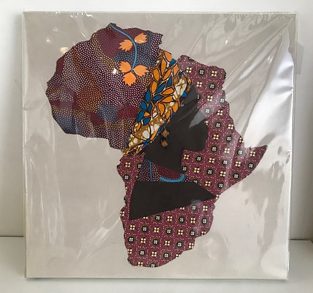 Cre8tvSoul Art- Woman of Africa
