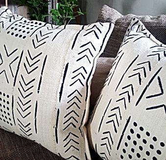 mudcloth-scatter-cushions- woodka-interi