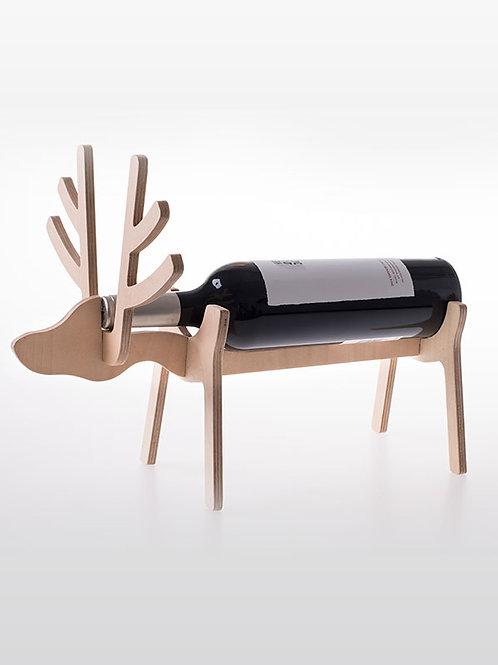 Reindeer Wine Holder | Woodka Interiors