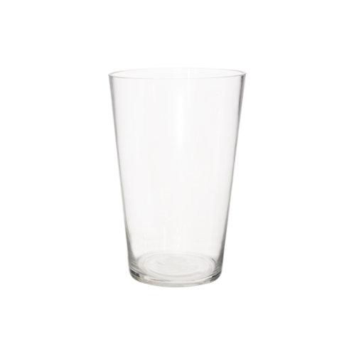Glass Cone Vase