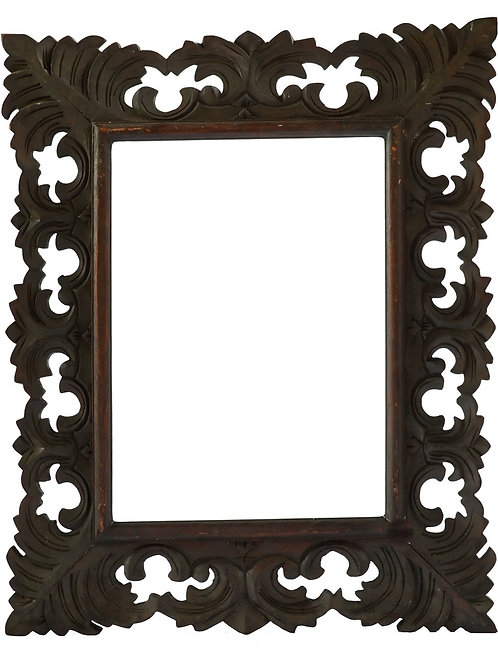 Colonial Classic Frame with Mirror