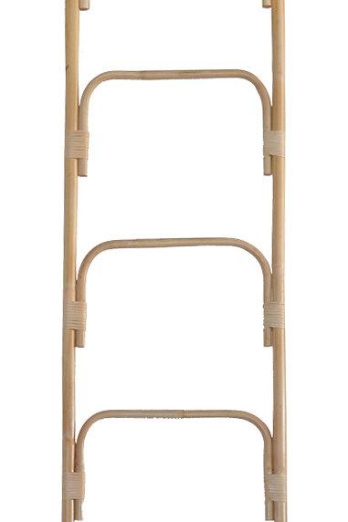 Wooden decorative ladder bamboo