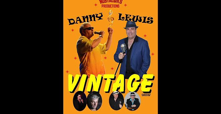 Danny & Lewis Vintage Show