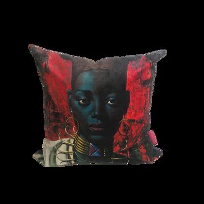 Tretchikoff - Zulu Maiden - Cushion Cover