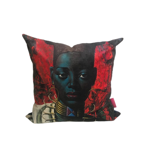 Tretchikoff - Zulu Maiden - Cushion Cover