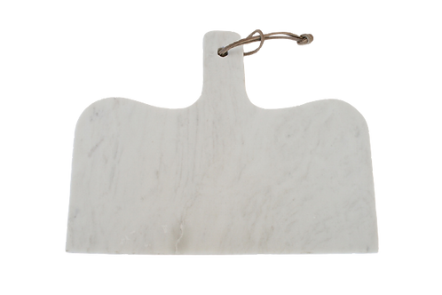Shaped Marble Cheese Board 28cmx36cm