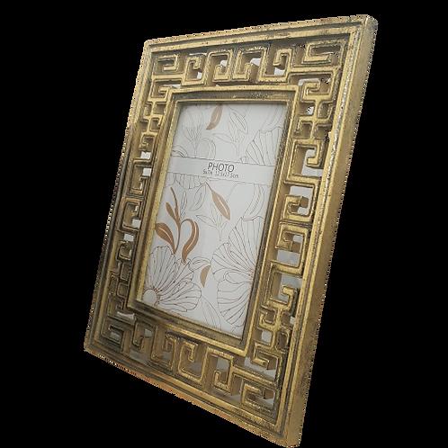 Woodka-Interiors-photo-frame-greek-key-gold-design