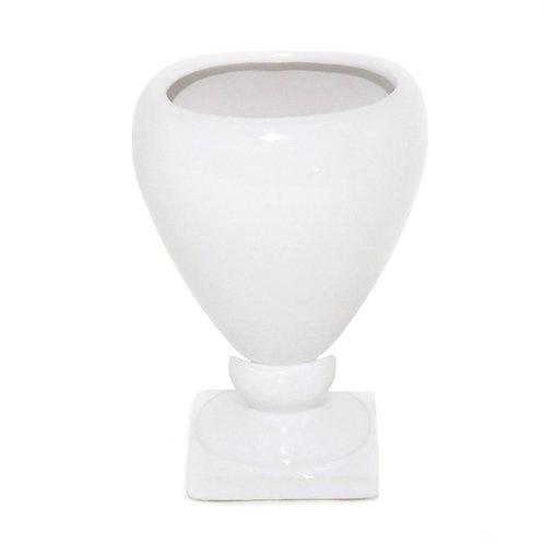 Trophy Vase- White