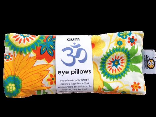 Aum Lavender Eye Pillow – Sunflower