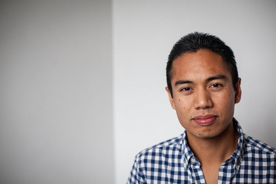 Adrian Portrait Headshot