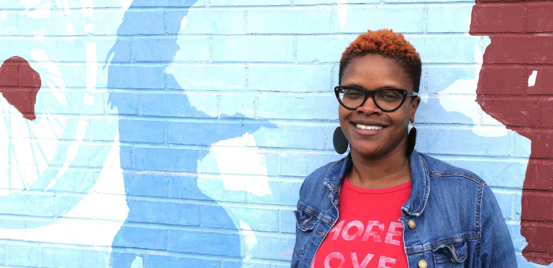 Gwyndolyn Jones, MI Program Leader