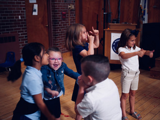 First Grade Music and Movement