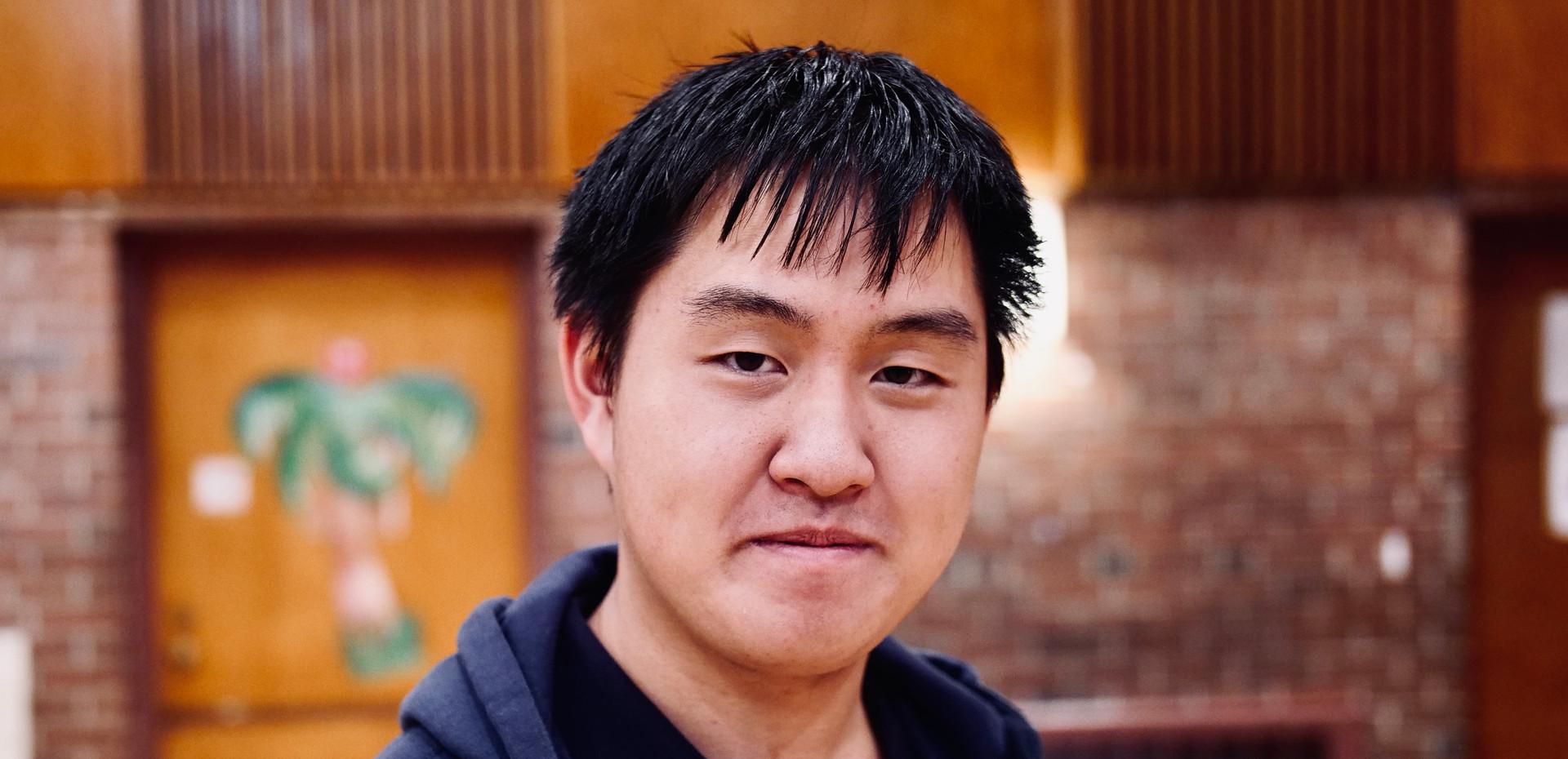 Zan Huang, composer (Milton Academy)